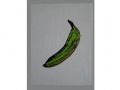 Ťah zeleným banánom / Green banana stroke