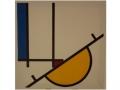 Hojdačky podľa Mondriana / Seesaws by Mondrian