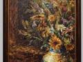Poľné kvety vo váze / Wild flowers in vase