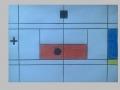 Finále dvojhry / Single final: Malevič vs. Mondrian